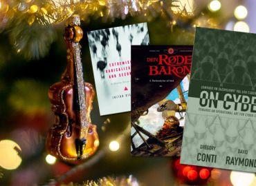 Anbefalet krigsvidenskabelig julelæsning 2019