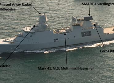 Missiler til Søværnet
