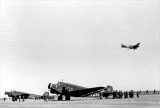 Beretning fra d. 9 april 1940 i Hove