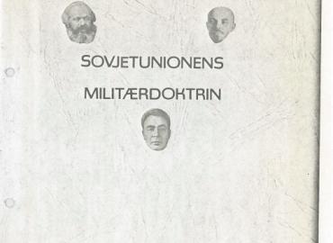 4 årtier gammel Prisopgave om Sovjetunionens militærdoktrin under Den Kolde Krig